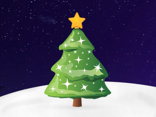 decorate your website with the new christmas and new year animations